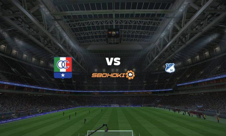 Live Streaming Once Caldas vs Millonarios 1 Agustus 2021 1
