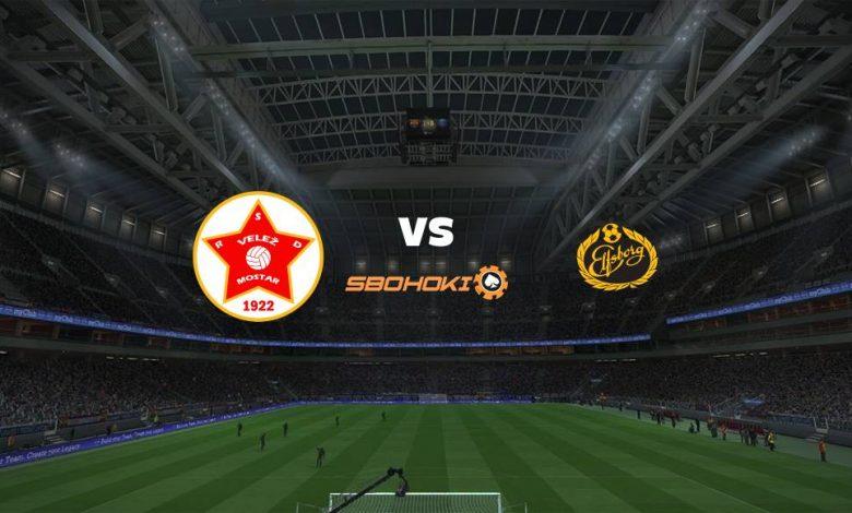 Live Streaming Velez Mostar vs Elfsborg 12 Agustus 2021 1