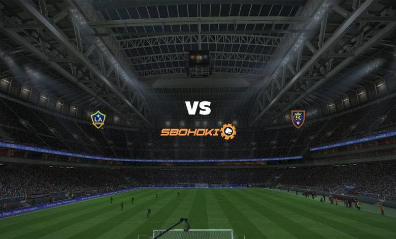 Live Streaming Los Angeles Galaxy vs Real Salt Lake 5 Agustus 2021 1