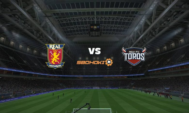 Live Streaming Real Monarchs SLC vs Rio Grande Valley FC Toros 5 Agustus 2021 1