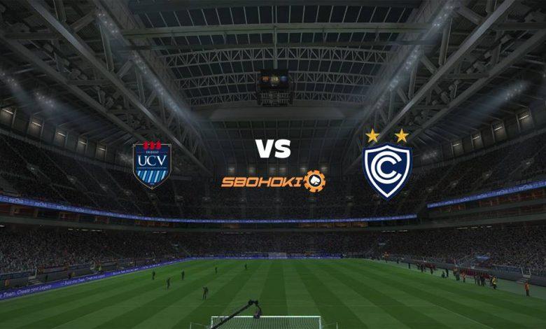Live Streaming Csar Vallejo vs Cienciano del Cusco 17 Agustus 2021 1