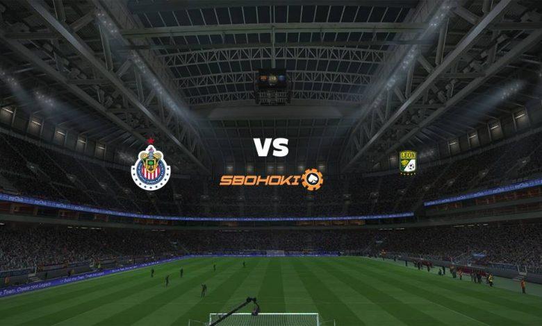 Live Streaming Chivas Guadalajara vs Len 19 Agustus 2021 1