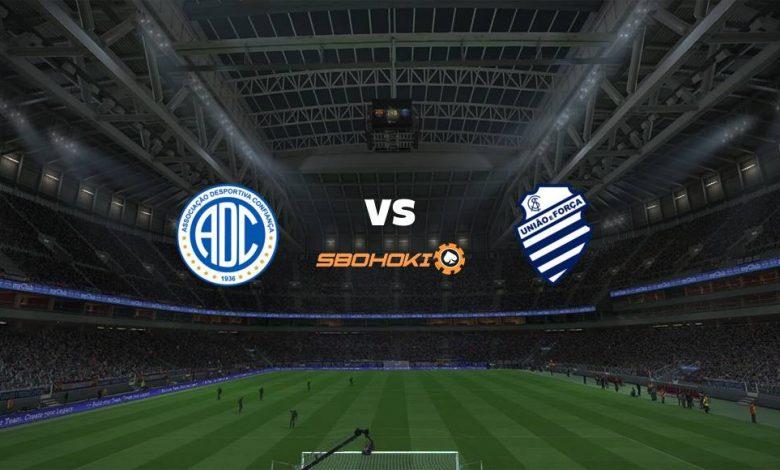 Live Streaming Confiana vs CSA 10 Agustus 2021 1
