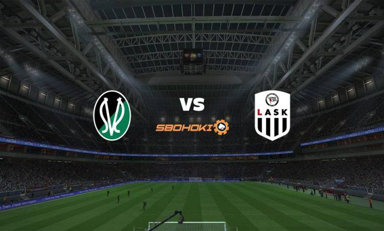 Live Streaming SV Josko Ried vs LASK Linz 29 Agustus 2021 1