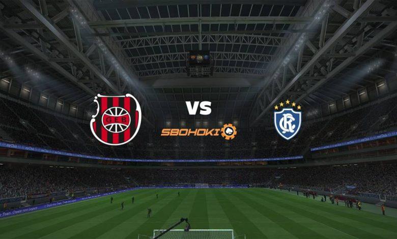 Live Streaming Brasil de Pelotas vs Remo 27 Agustus 2021 1