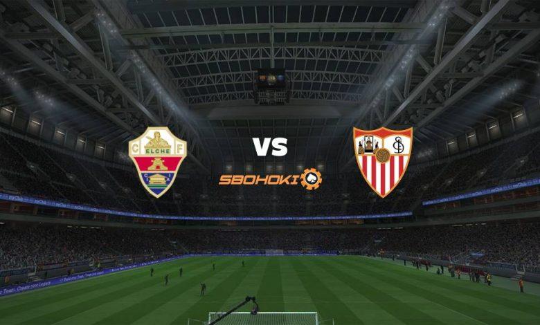 Live Streaming Elche vs Sevilla 28 Agustus 2021 1