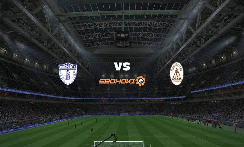 Live Streaming Pachuca vs Atlas 10 Agustus 2021 1