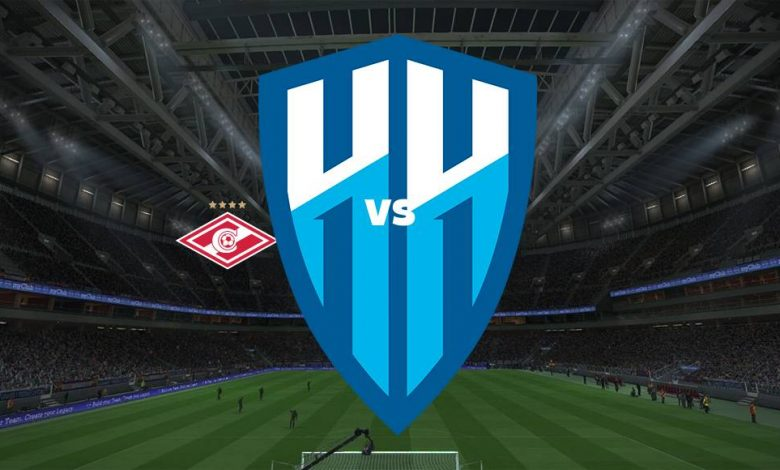 Live Streaming Spartak Moscow vs Nizhny Novgorod 7 Agustus 2021 1