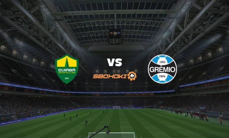 Live Streaming Cuiab vs Grmio 18 Agustus 2021 1