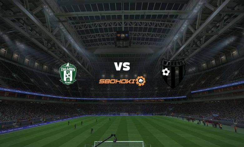 Live Streaming Zalgiris Vilnius vs NS Mura 12 Agustus 2021 1
