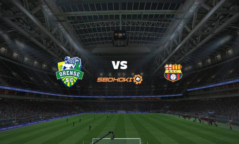 Live Streaming Orense vs Barcelona SC 15 Agustus 2021 1