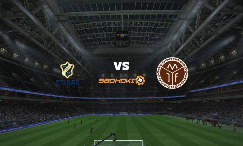 Live Streaming Stabaek vs Mjondalen IF 21 Agustus 2021 1