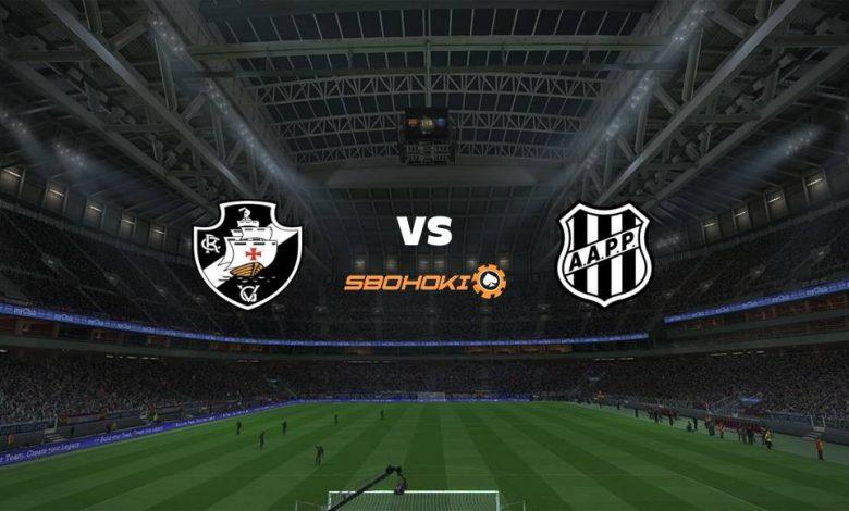Live Streaming Vasco da Gama vs Ponte Preta 29 Agustus 2021 1