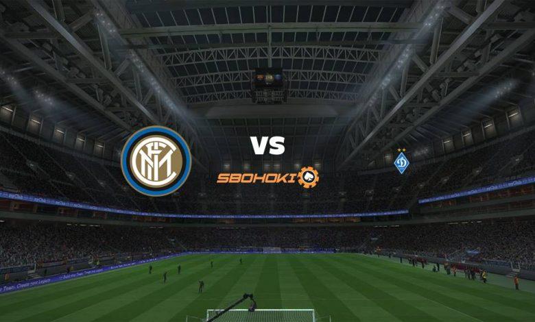 Live Streaming Inter Milan vs Dynamo Kiev 14 Agustus 2021 1