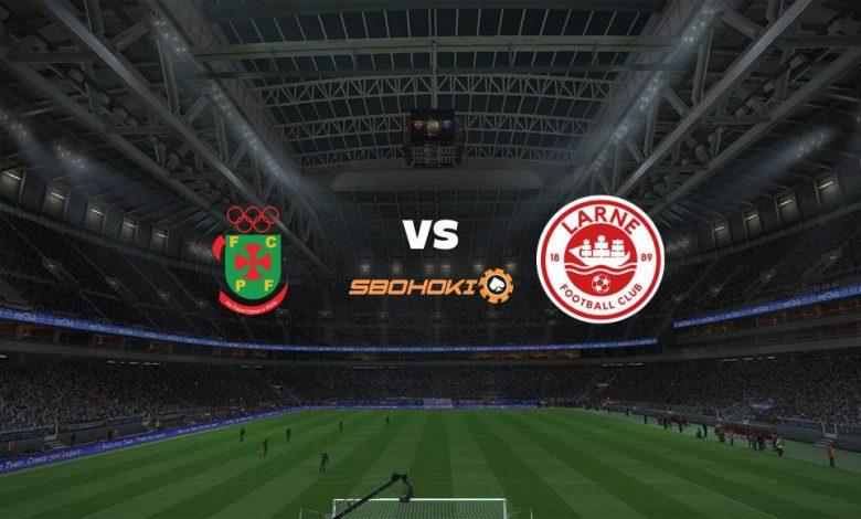 Live Streaming Paos de Ferreira vs Larne 5 Agustus 2021 1