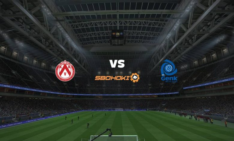 Live Streaming KV Kortrijk vs Racing Genk 7 Agustus 2021 1