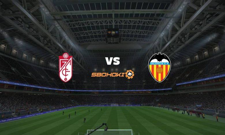 Live Streaming Granada vs Valencia 21 Agustus 2021 1