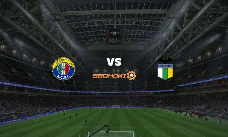 Live Streaming Audax Italiano vs O'Higgins 30 Agustus 2021 1
