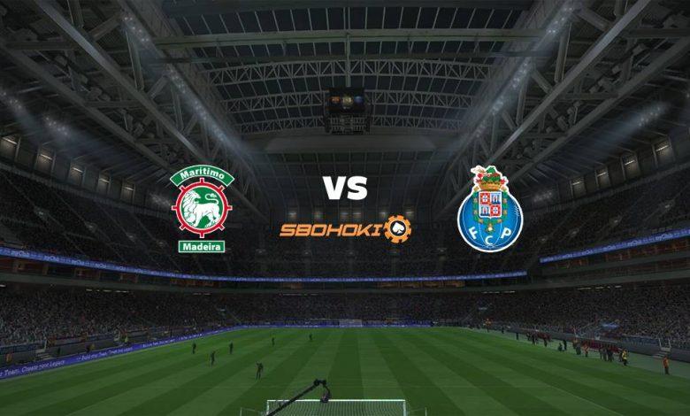 Live Streaming Maritimo vs FC Porto 22 Agustus 2021 1