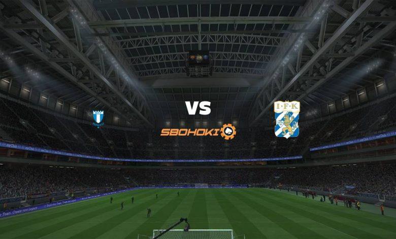 Live Streaming Malmo FF vs IFK 14 Agustus 2021 1