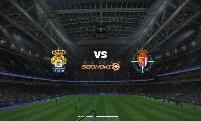 Live Streaming Las Palmas vs Valladolid 15 Agustus 2021 1
