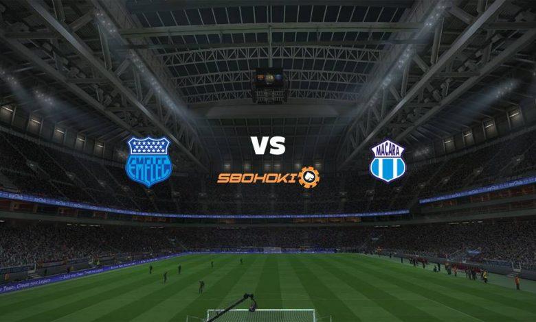 Live Streaming Emelec vs Macar 15 Agustus 2021 1