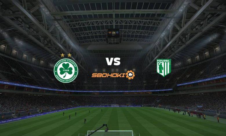 Live Streaming Omonia Nicosia vs Flora 5 Agustus 2021 1