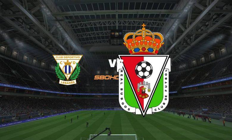 Live Streaming Legans vs Burgos 23 Agustus 2021 1