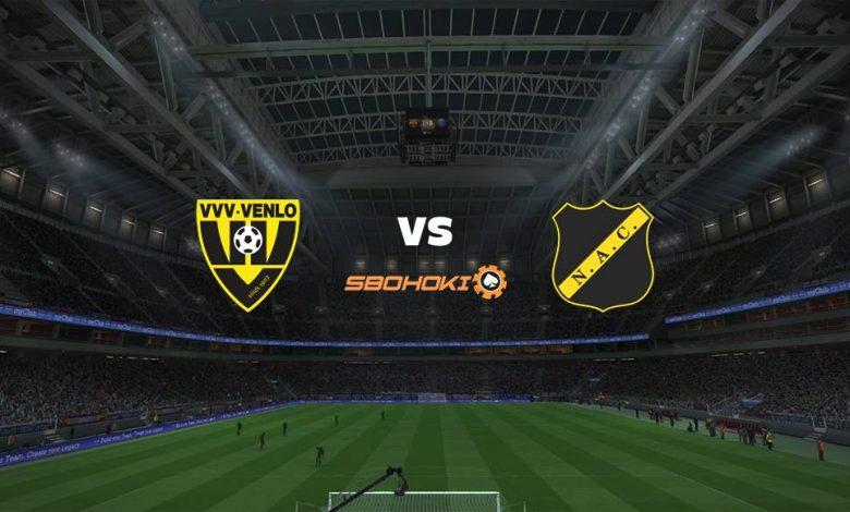 Live Streaming VVV-Venlo vs NAC Breda 8 Agustus 2021 1