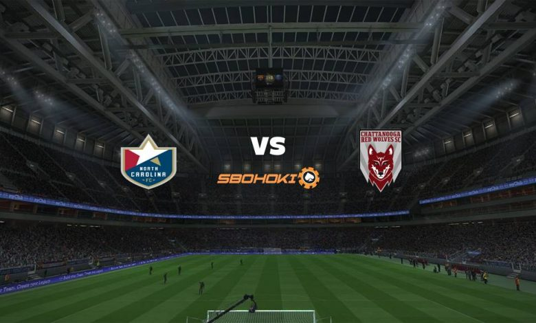 Live Streaming North Carolina FC vs Chattanooga Red Wolves 10 Agustus 2021 1
