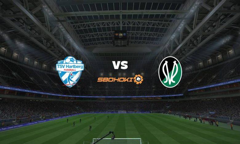 Live Streaming TSV Hartberg vs SV Josko Ried 14 Agustus 2021 1
