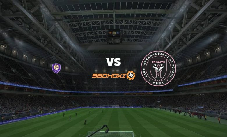 Live Streaming Orlando City SC vs Inter Miami CF 5 Agustus 2021 1