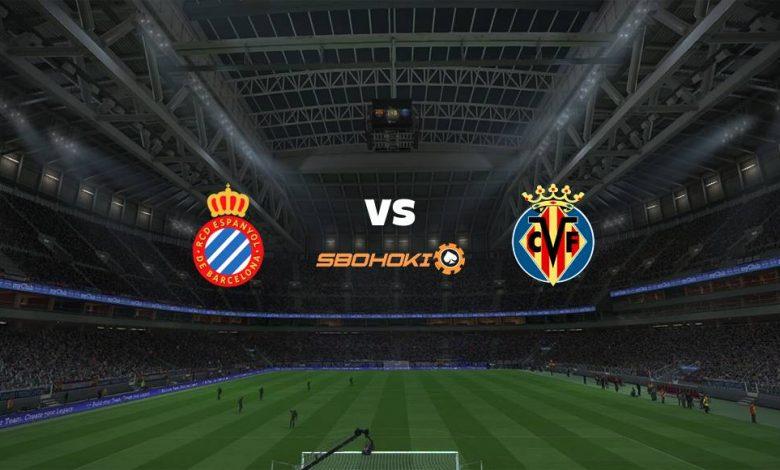 Live Streaming Espanyol vs Villarreal 21 Agustus 2021 1