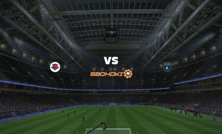 Live Streaming Caen vs Sochaux 7 Agustus 2021 1