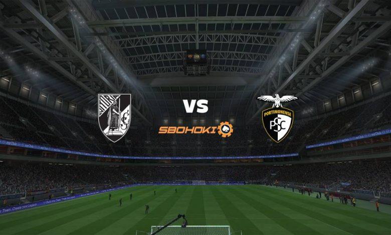 Live Streaming Guimaraes vs Portimonense 8 Agustus 2021 1