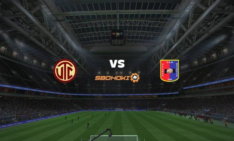 Live Streaming UTC vs Alianza Universidad 28 Agustus 2021 1