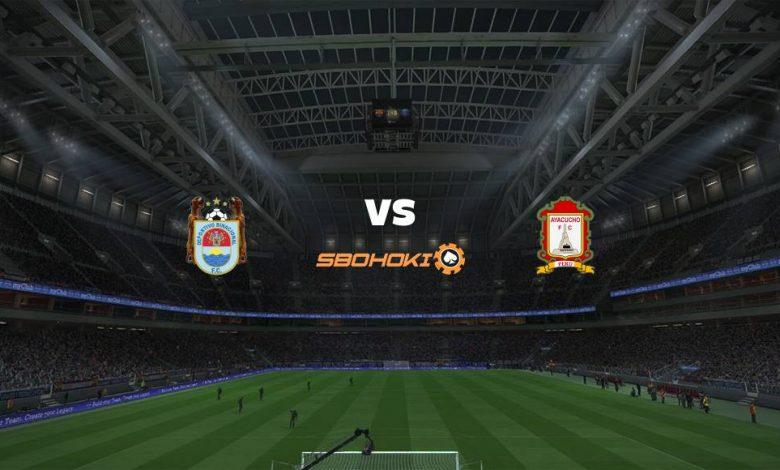 Live Streaming Deportivo Binacional vs Ayacucho FC 27 Agustus 2021 1