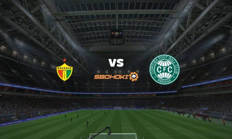 Live Streaming Brusque vs Coritiba 3 Agustus 2021 1