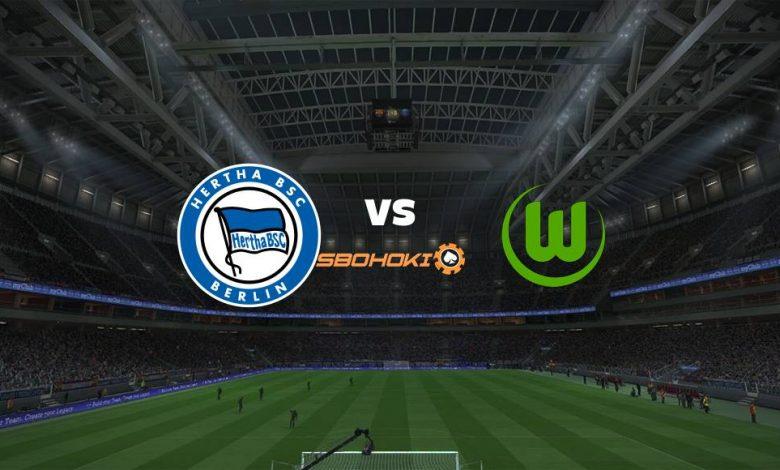 Live Streaming Hertha Berlin vs Wolfsburg 21 Agustus 2021 1