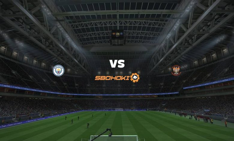 Live Streaming Manchester City vs Blackpool 3 Agustus 2021 1