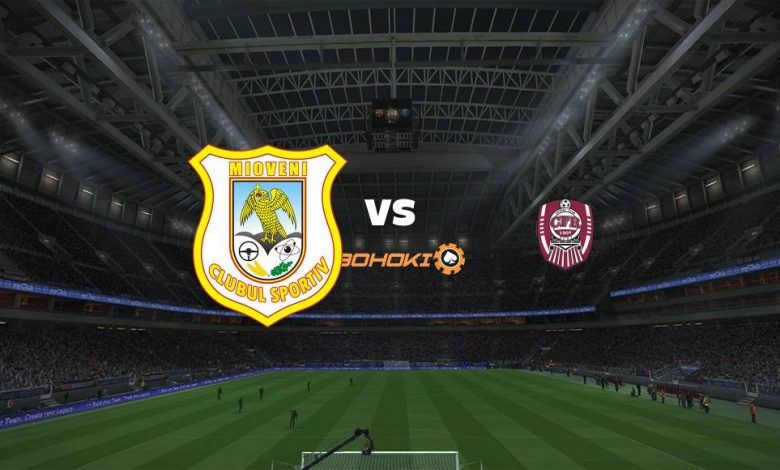 Live Streaming CS Mioveni vs CFR Cluj-Napoca 6 Agustus 2021 1
