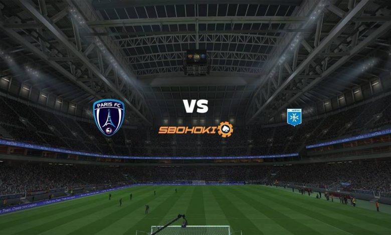 Live Streaming Paris FC vs AJ Auxerre 16 Agustus 2021 1