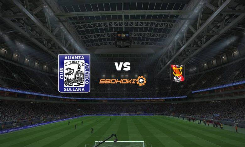 Live Streaming Alianza Atltico vs Melgar 13 Agustus 2021 1