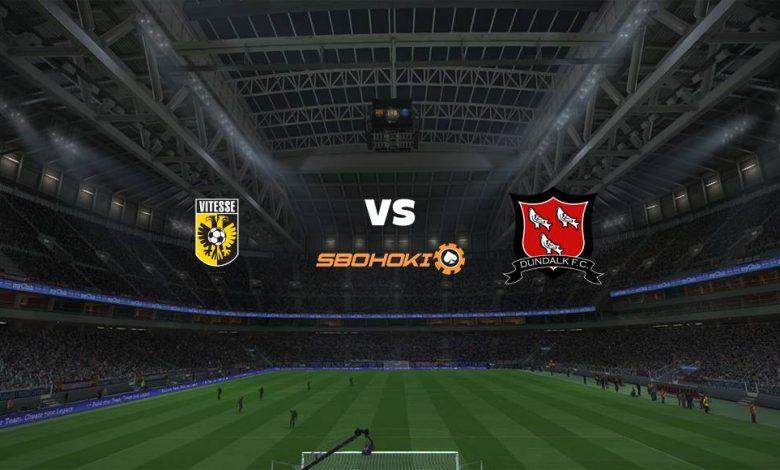 Live Streaming Vitesse vs Dundalk 5 Agustus 2021 1