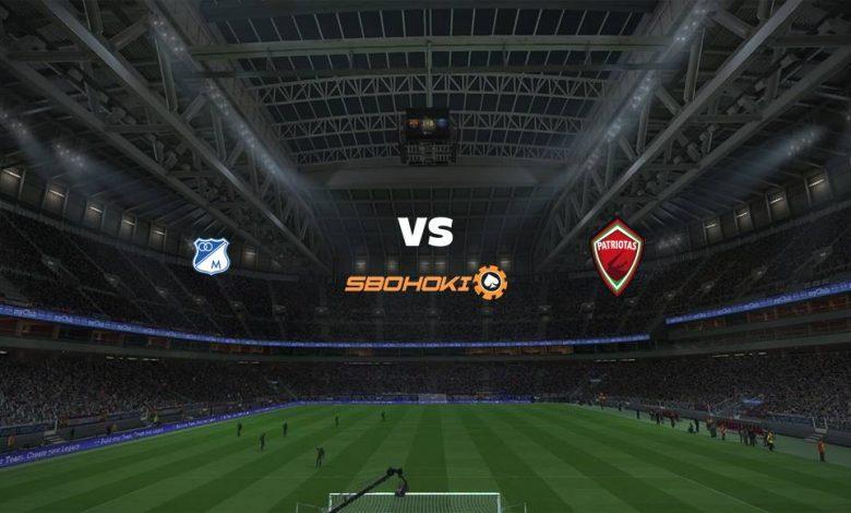 Live Streaming Millonarios vs Patriotas 7 September 2021 1