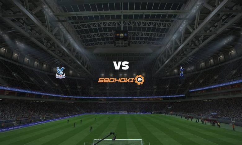 Live Streaming Crystal Palace vs Tottenham Hotspur 11 September 2021 1