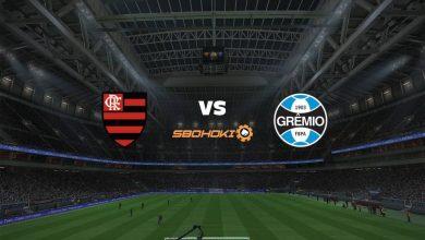 Photo of Live Streaming  Flamengo vs Grêmio 19 September 2021