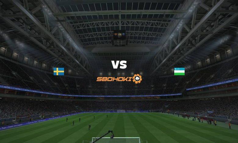 Live Streaming Sweden vs Uzbekistan 5 September 2021 1