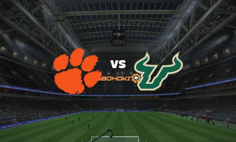 Live Streaming Clemson vs South Florida 6 September 2021 1