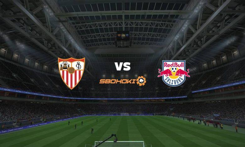 Live Streaming Sevilla vs FC Salzburg 14 September 2021 1